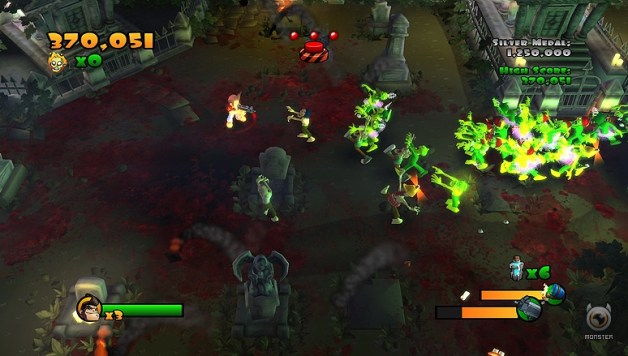 Burn Zombie Burn (PS3) Review