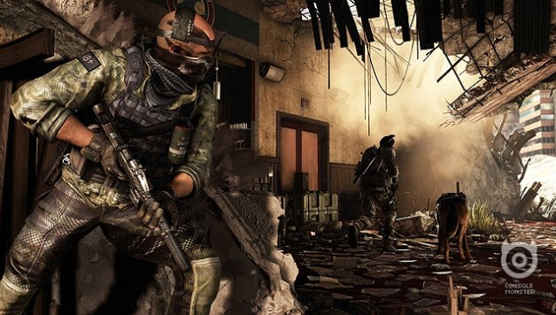 Call Of Duty: Ghosts - Campaign Preview Preview