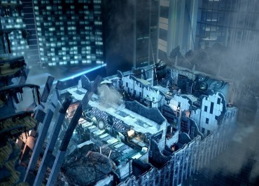 Call Of Duty: Ghosts - Free Fall Gameplay Trailer