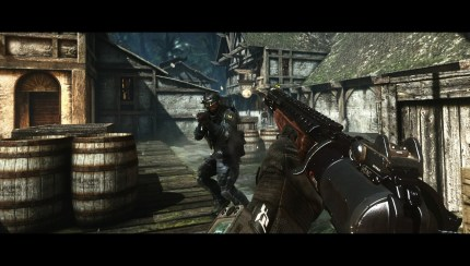 Call Of Duty: Ghosts - Mutiny Map Preview