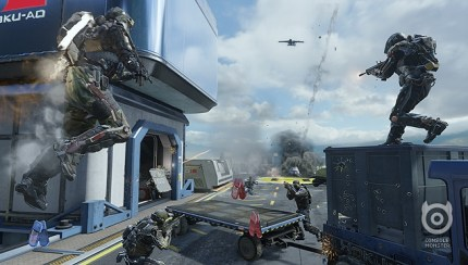 Call of Duty: Advanced Warfare Playable Multiplayer Dated