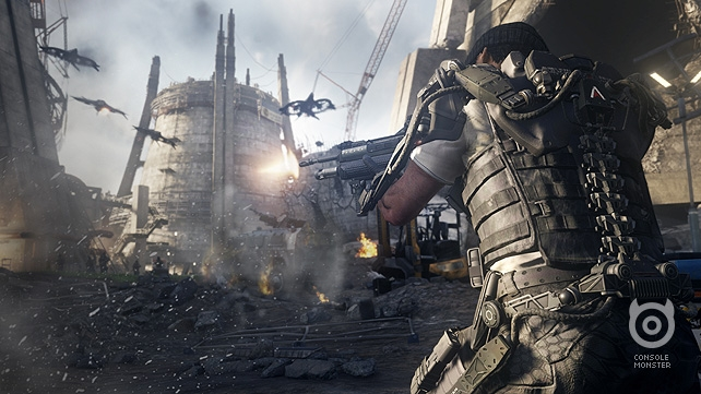 Call of Duty: Advanced Warfare post-release patch detailed