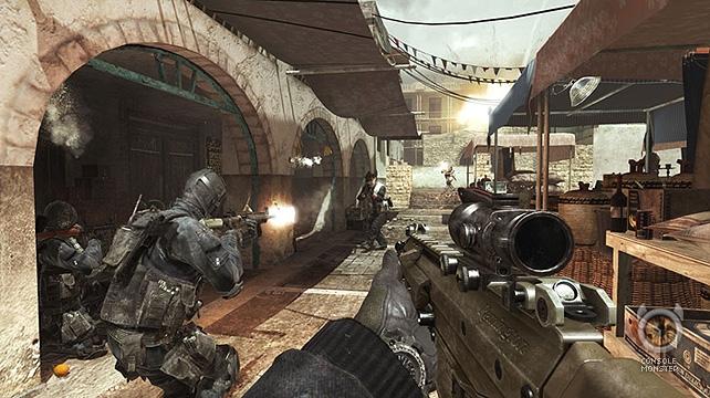 Call of Duty: Modern Warfare 3 - Survival Insider Moves