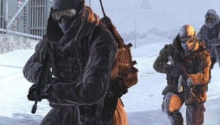 Call of Duty tag brings more awareness to MW2