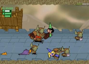 Castle Crashers PS3 nearly ready