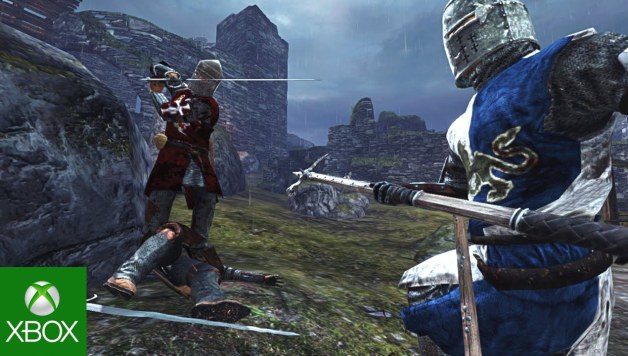 Chivalry: Medieval Warfare - Announce Trailer
