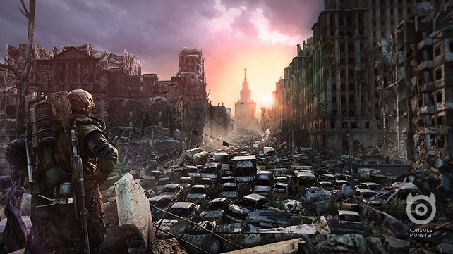 Cinematic Metro: Last Stand Gameplay Trailer
