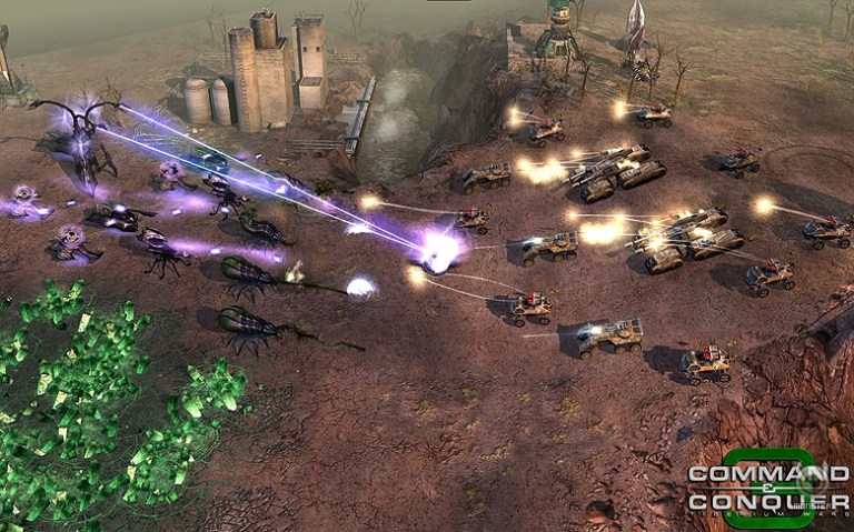Command and Conquer 3: Tiberium Wars Review