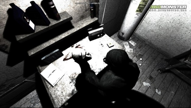 Condemned demo on the Marketplace