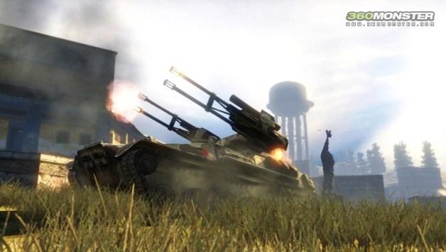 Content: Frontlines: Fuel of War