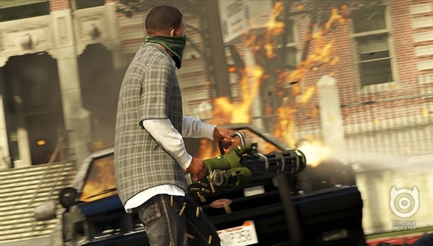 Countdown to GTA V: Vehicles