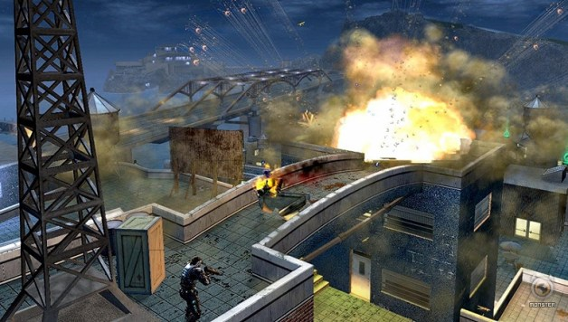 Crackdown Review