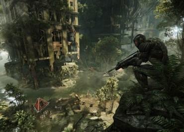 Crysis 3 announced