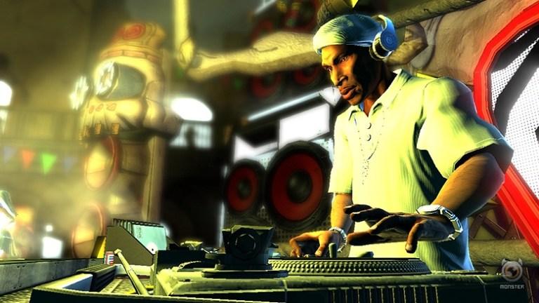 DJ Hero Gameplay Video