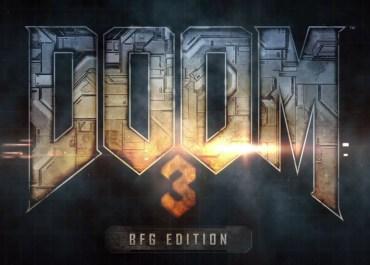 DOOM 3 - BFG Edition - Debut Trailer