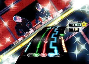 Daft Punk vs DJ Hero