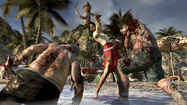 Dead Island Gets Day-One Patch