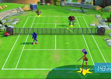 Demo: SEGA Superstars Tennis
