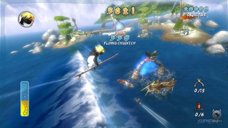 Demo: Surf's Up