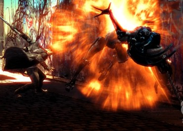 Devil May Cry (DMC) Demo Preview