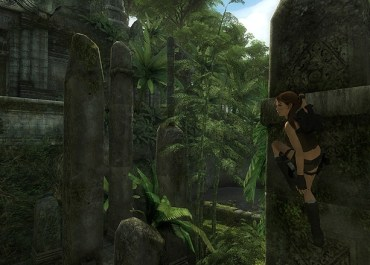 Diving Beneath The Ashes - New Tomb Raider : Underworld DLC