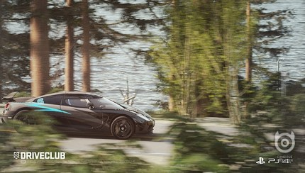 DriveClub: PS Plus Edition digital upgrade reduced to £34.99