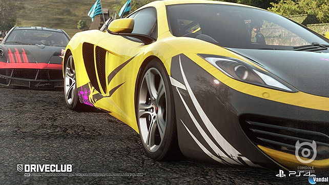DriveClub servers operating on a one in