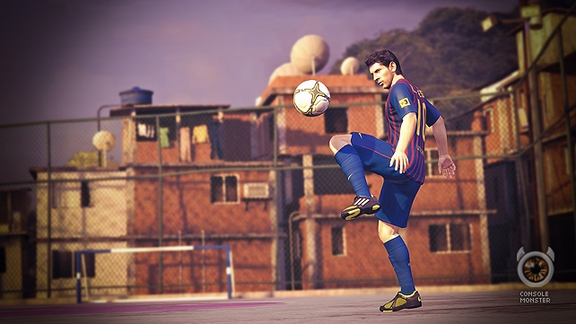 EA: 'FIFA Street will outsell PES2012'