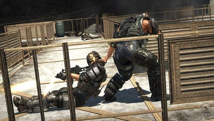EA announce Army Of Two release date.
