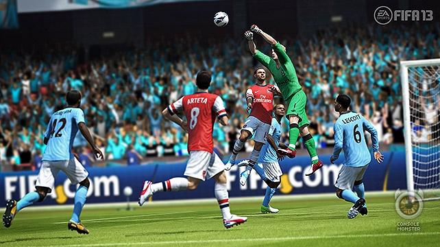 EA delay FIFA 13 patch