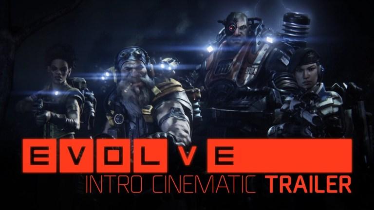 Evolve - Intro Cinematic