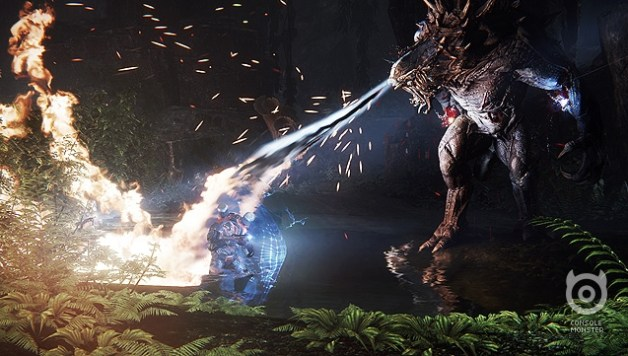 Evolve players to receive Gold Monster Skins this weekend