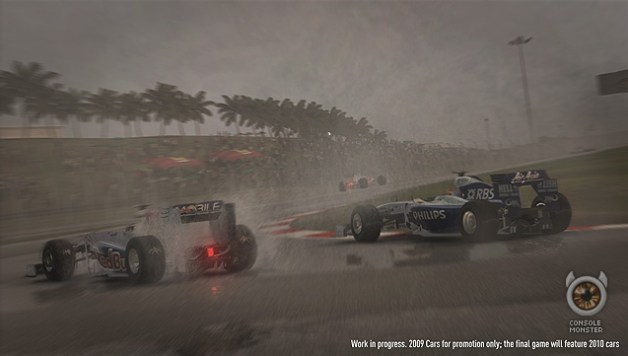 F1 2010 Officially Announced