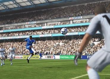 FIFA 11 - Be the Goalie