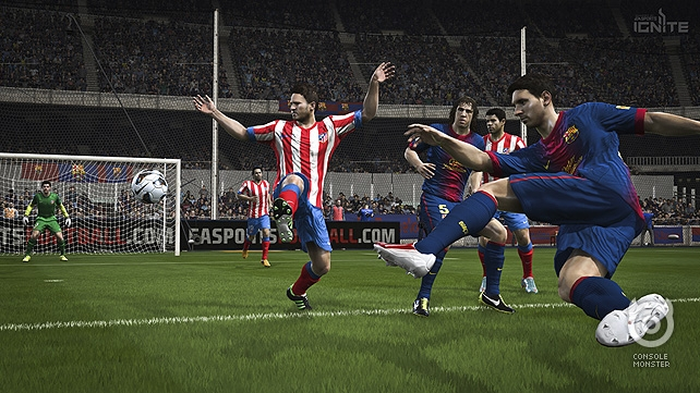 FIFA 14 officially unveiled