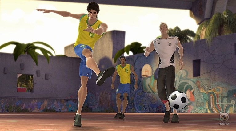FIFA Street 3 Achievements Revealed