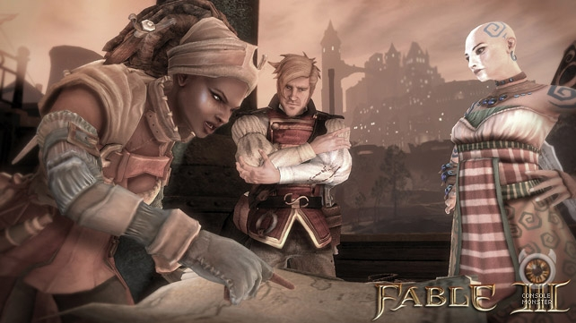 Fable 3 is announced along with a teaser trailer