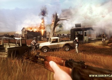 Far Cry 2 (360) Review