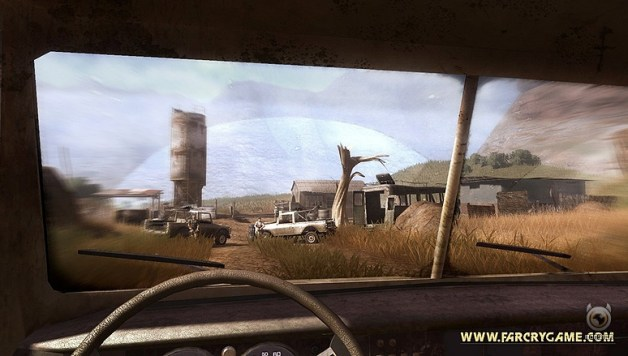 Far Cry 2 Announced