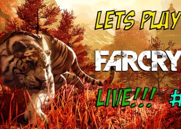 Far Cry 4 - Let's Play LIVE #1