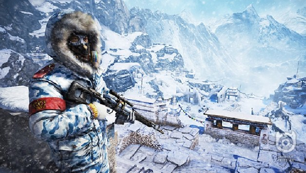 Far Cry 4's Valley of the Yetis DLC dated