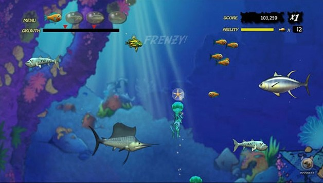 Feeding Frenzy Review