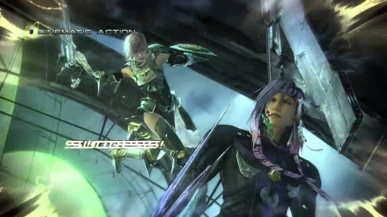 Final Fantasy XIII-2 - Launch Trailer