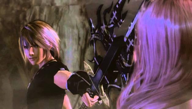 Final Fantasy XIII - Lara Croft Trailer