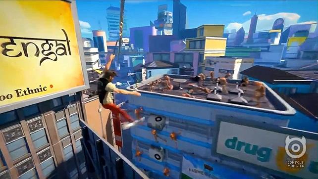 Final Sunset Overdrive DLC dated
