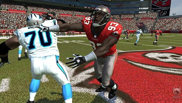 First Madden 08 Screenshots