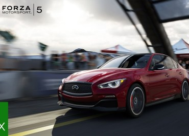 Forza Motorsport 5 - Infiniti Car Pack