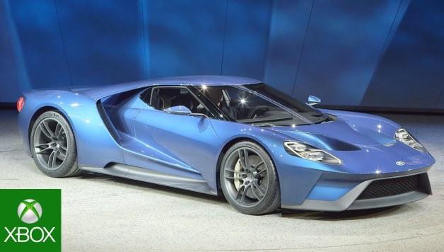 Forza Motorsport 6 - Announce Trailer