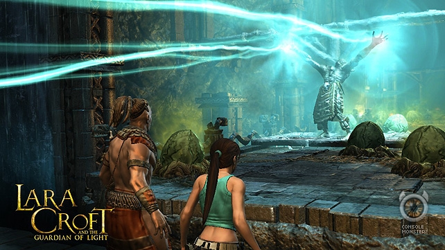 Free Lara Croft: GOL update and DLC tomorrow