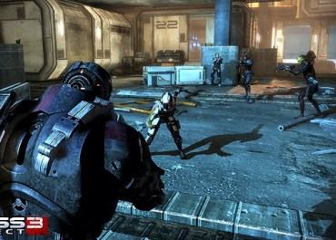 GAME Isn't Selling Mass Effect 3